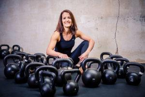Nadine Reichenbach - Personal Trainer